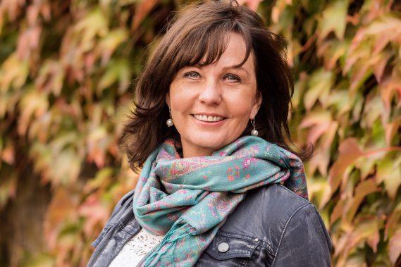Monika Breitinger - Ageless Happiness Expertin
