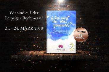 Bestseller #1 - Leipziger Buchmesse - Bestellung