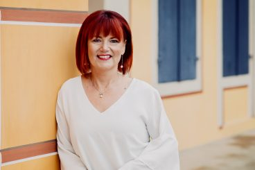 Yvonne Simon <br> Lebensmutmacherin